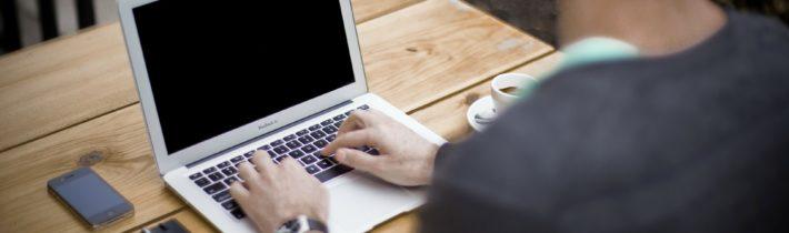 Pracovná pozícia – redaktor webu SAEŠ