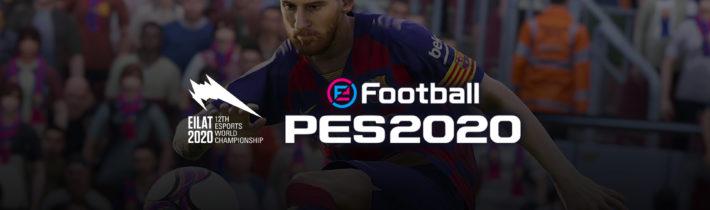 Regionálne európske finále Majstrovstiev sveta v elektronických športoch 2020 pokračuje tento víkend súbojmi v hre PES2020